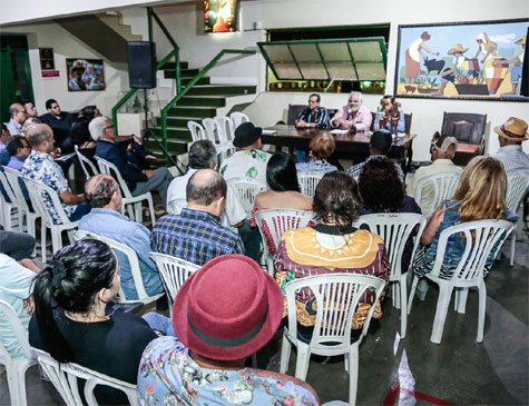Lançamento do Patrimônio Vivo de Caruaru