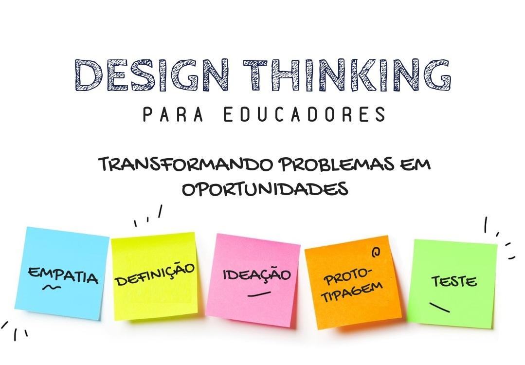 """Curso terá como tema """"Desing Thinking - como transformar problemas em soluções?"""""""