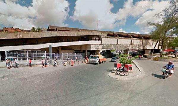 Estação Cavaleiro em Jaboatão dos Guararapes
