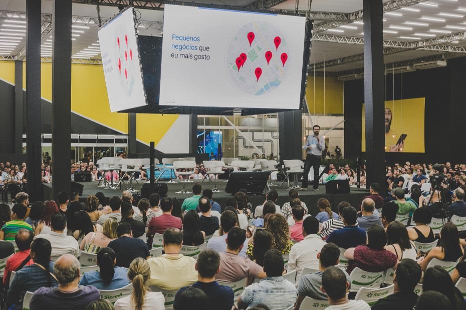 Site foi apresentado durante a Feira do Empreendedor em São Paulo