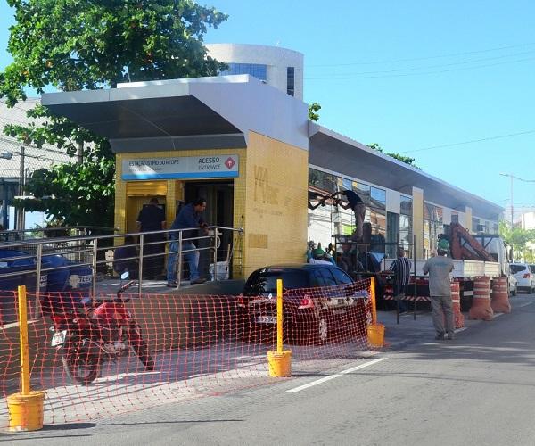 Estação Istmo do BRT