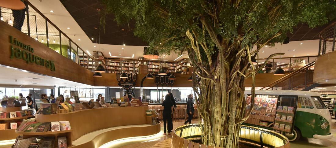 Livraria Jaqueira abre as portas no Bairro do Recife, nesta quinta-feira (10)