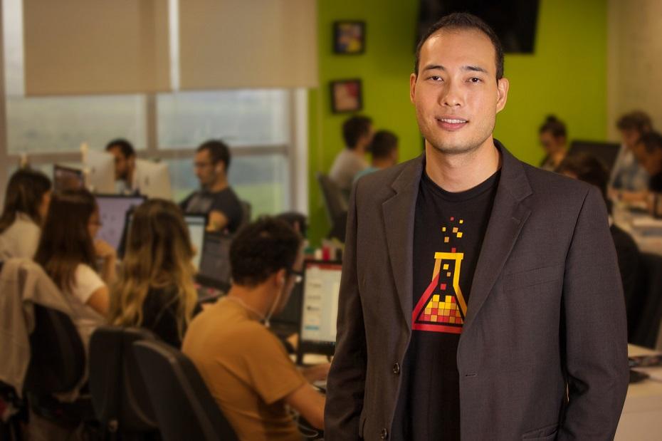 Rafael Kiso, fundador da Social mLabs