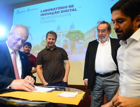 """Porto Digital e Urbana assinam o """"Laboratório de Inovação Digital"""""""