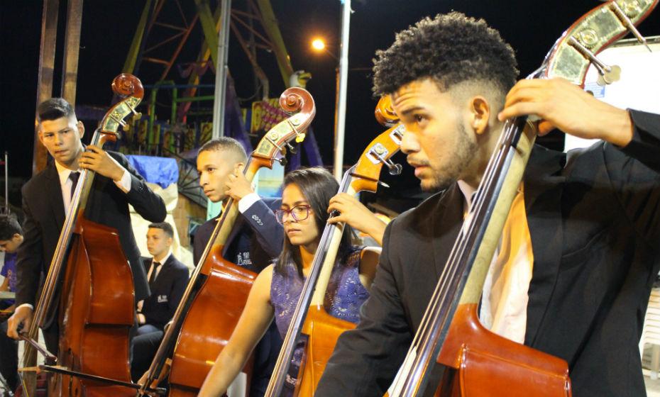 Orquestra Criança Cidadã (OCC)