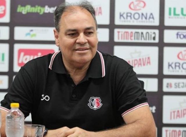 Nei Pandolfo, executivo de futebol do Santa Cruz