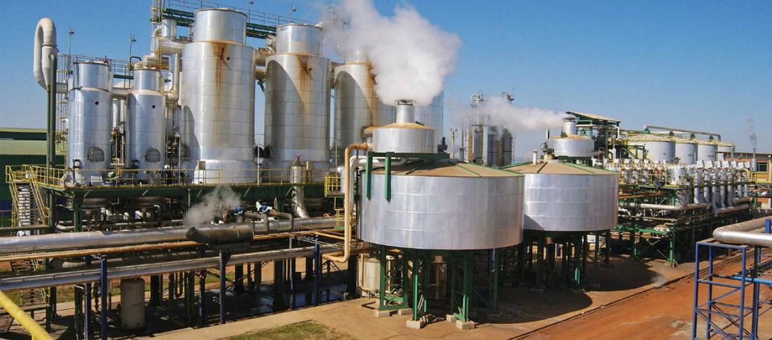 Produção de etanol brasileiro
