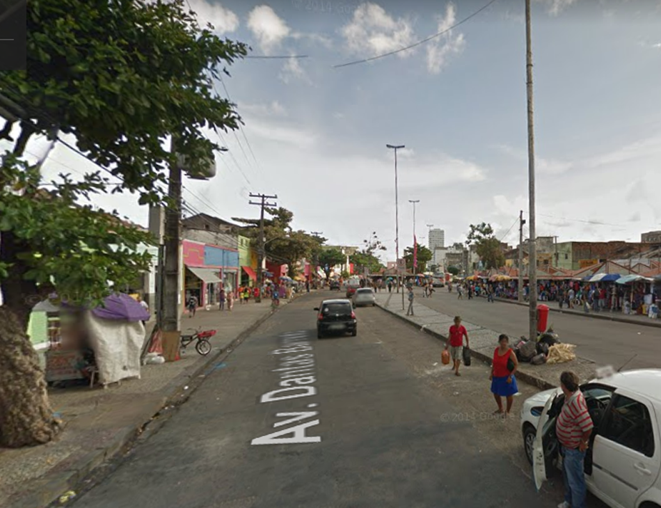 Crime ocorreu na avenida Dantas Barreto