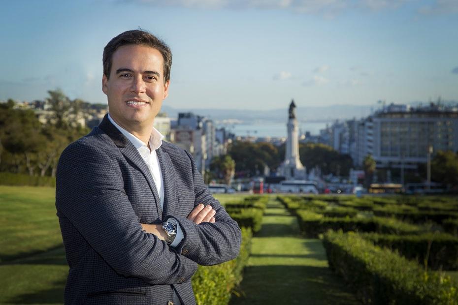 Saulo Suassuna, fundador da startup Molegolar