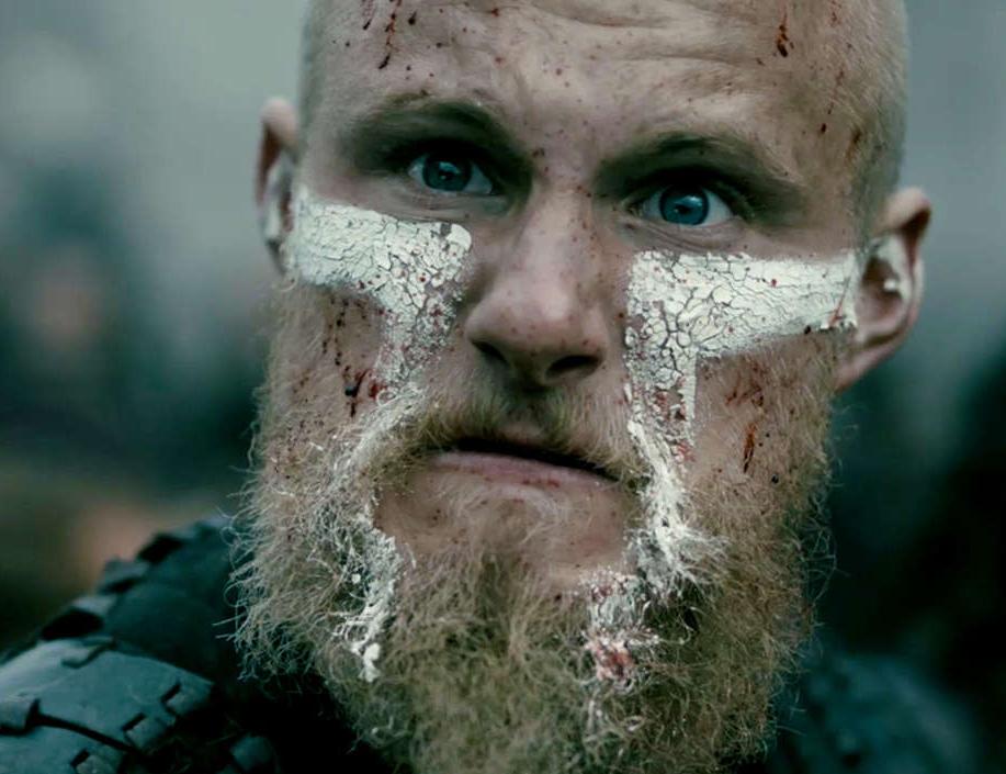 Cena de 'Vikings'