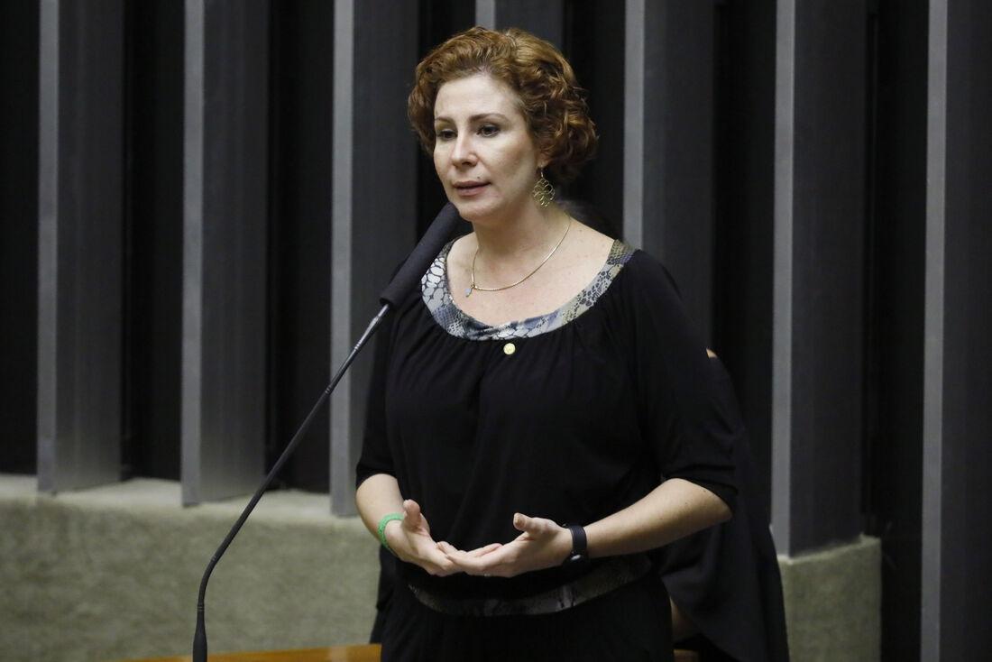 Carla Zambelli, deputada federal