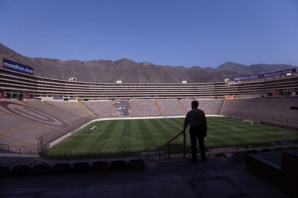 Estádio Monumental de Lima