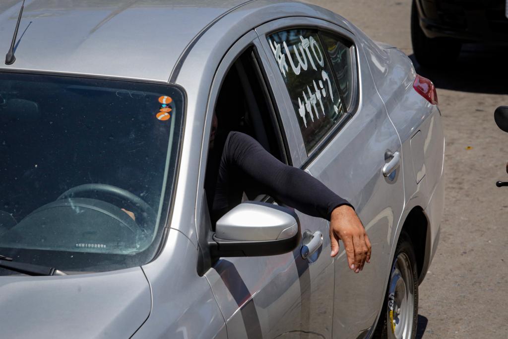 Motorista de app no Recife
