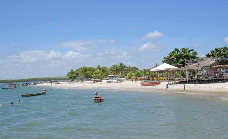 Praia de Catuama