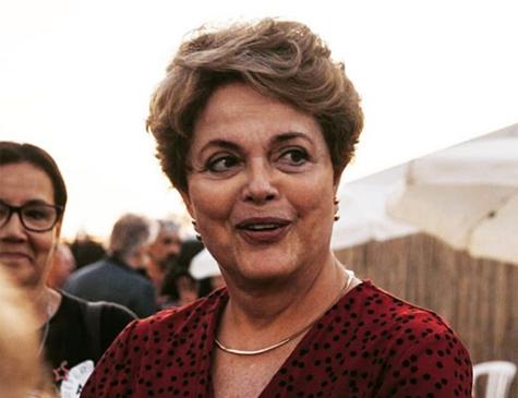 Dilma Rousseff, ex-presidente do Brasil