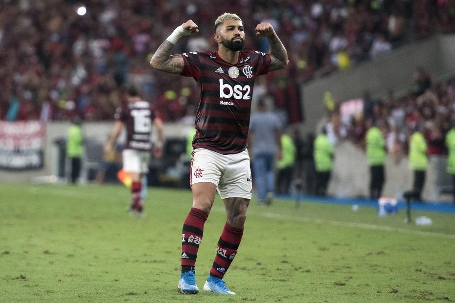 Flamengo sonha com Gabigol em dia inspirado no Monumental de Lima, palco da decisão