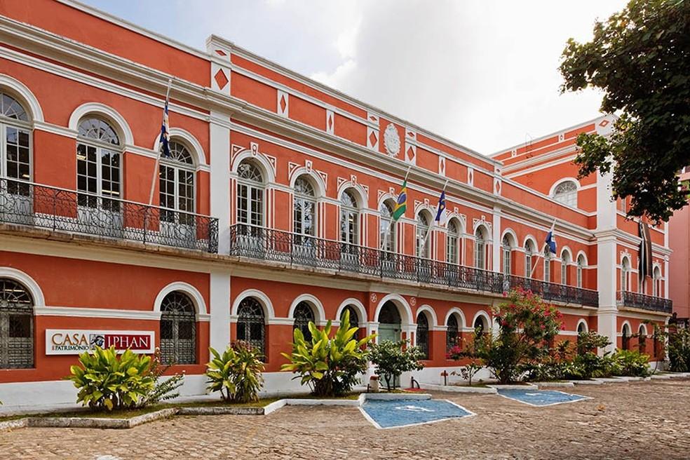 Sede do Iphan em Recife