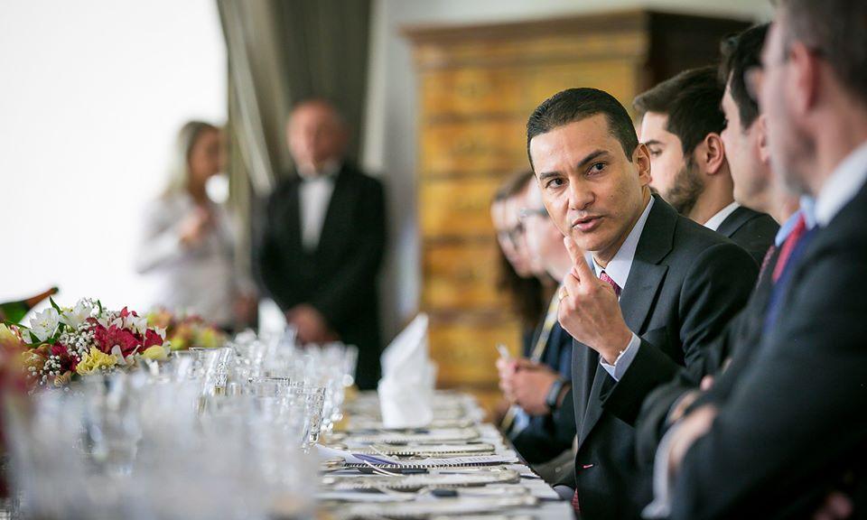 Além de Marcos Pereira, integrantes da Executiva Estadual Republicana e lideranças de todo o Estado vão participar do encontro
