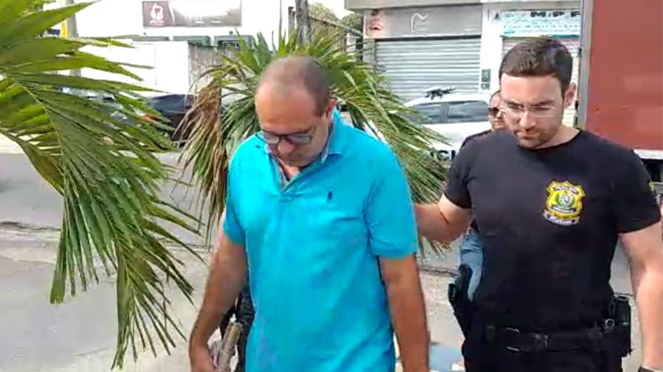 Secretário de Finanças de Itamaracá, Erival José Salgueiral da Silva Júnior
