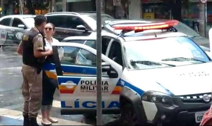 Mulher detida em BH por injúria racial