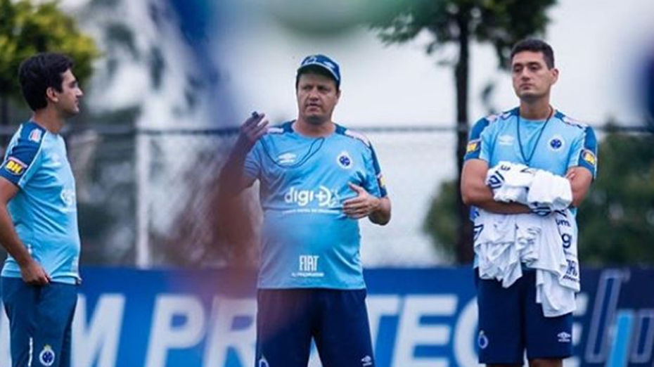 Adilson Batista, técnico do Cruzeiro