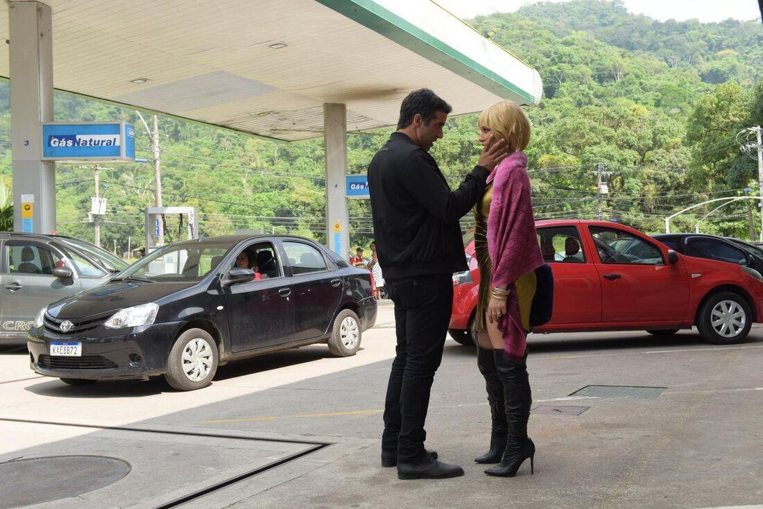 Rafael Sardão e Day Mesquita interpretam os protagonistas de 'Amor Sem Igual', Miguel e Angélica, a Poderosa