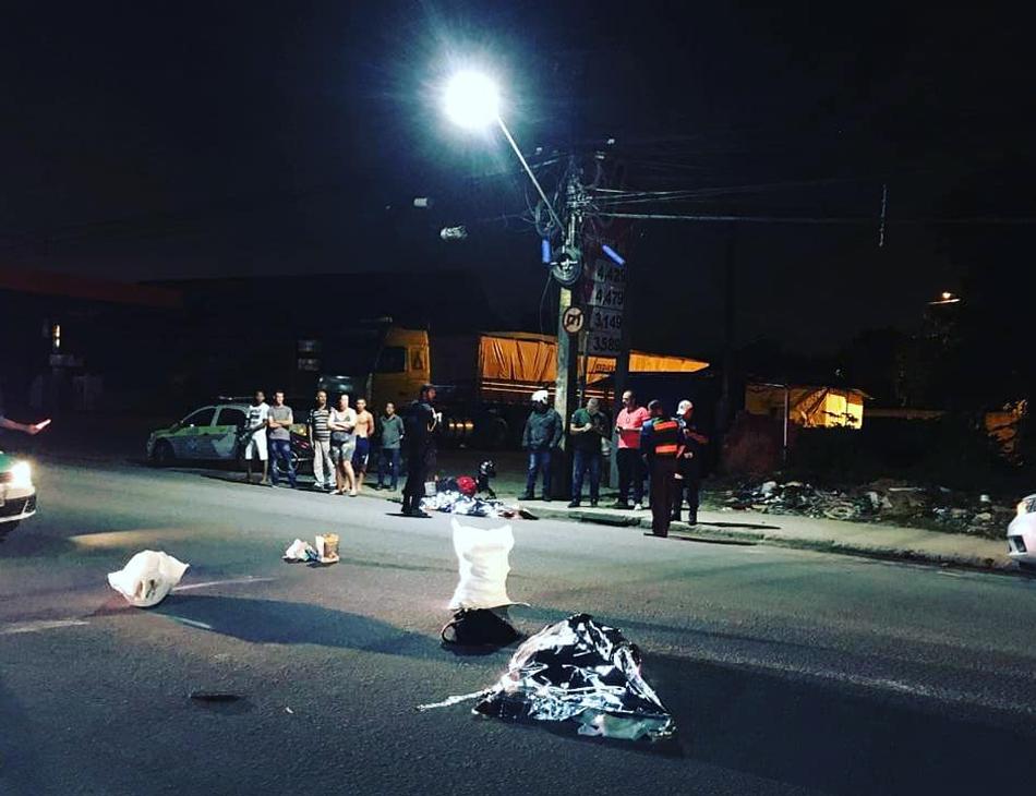 Acidente em Camaragibe