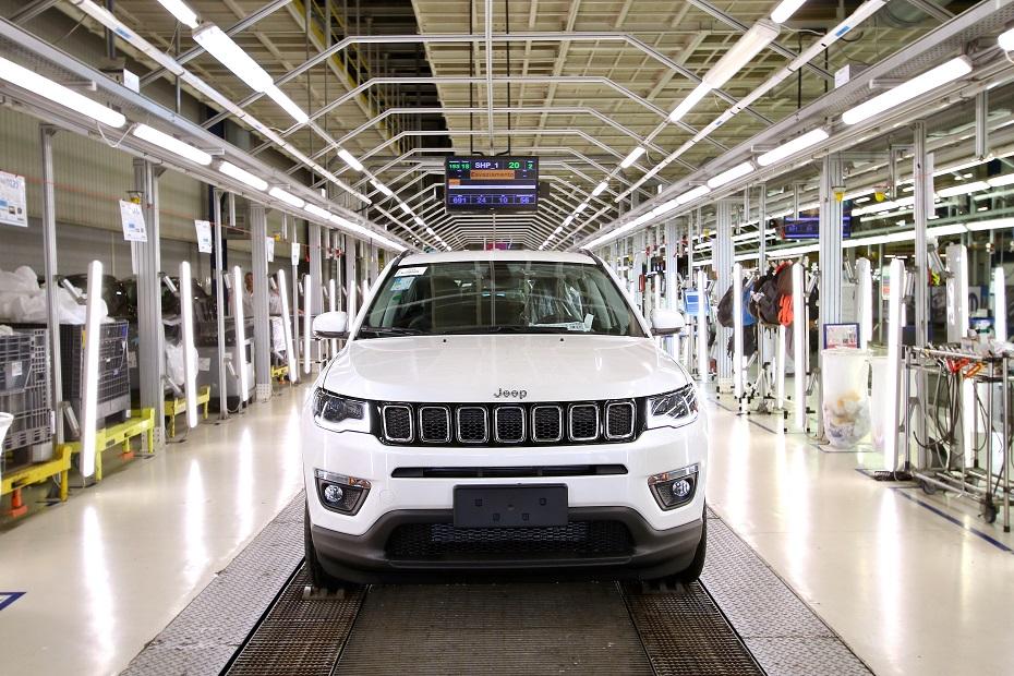 Jeep Compass poderá ser o primeiro carro conectado à internet