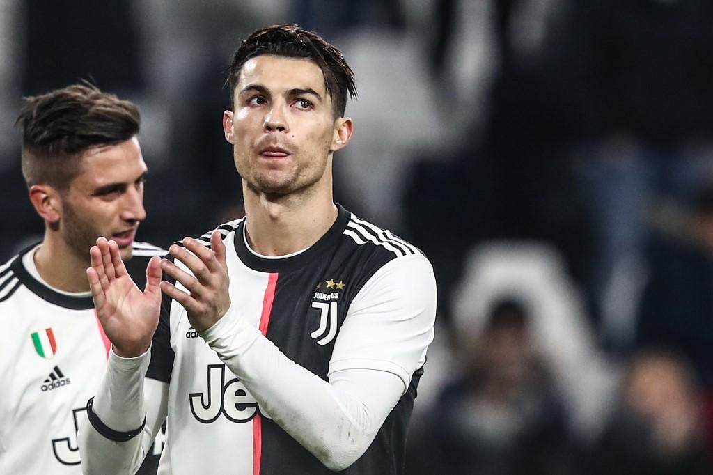 Cristiano Ronaldo marcou dois gols contra a Udinese