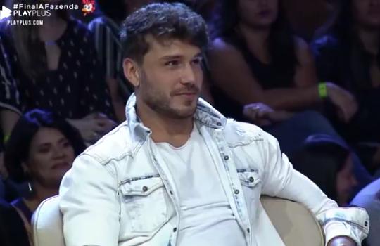 """Lucas Viana, 28, é o grande vencedor de """"A Fazenda 11"""""""