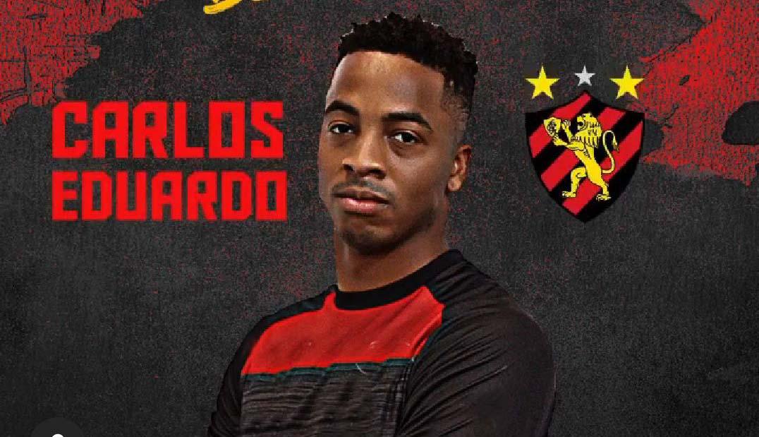 Carlos Eduardo, novo goleiro do Sport