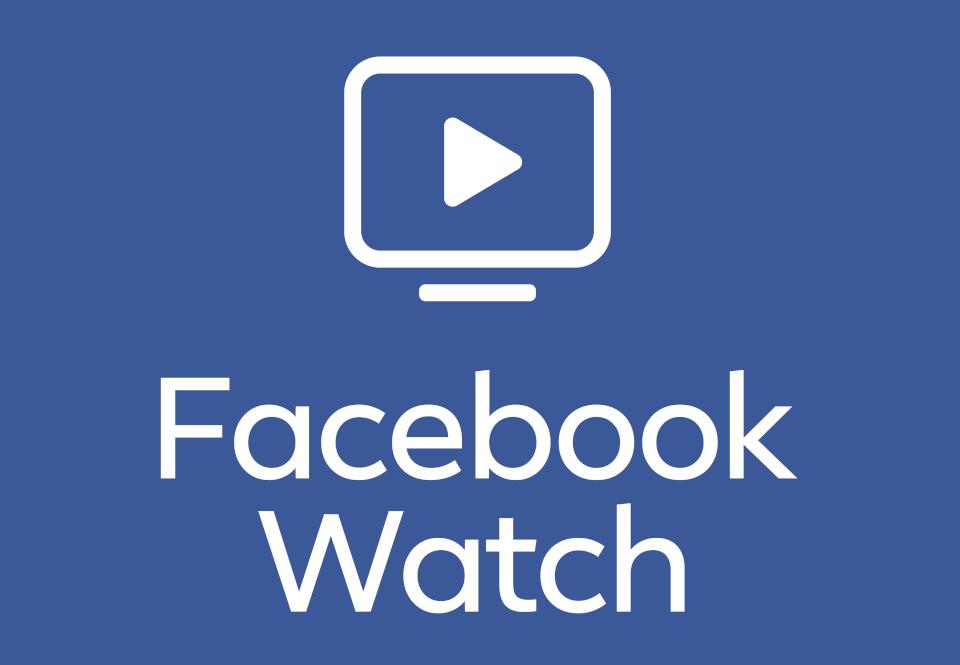 Logo do Facebook Watch