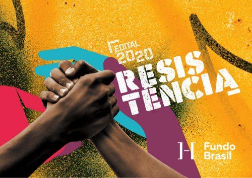 As inscrições para o edital 'Resistência' podem ser feitas até 28 de fevereiro