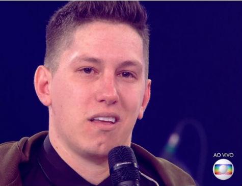 Jakson Follmann, campeão do programa 'Popstar'