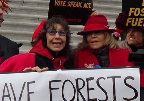 Lily Tomlin e Jane Fonda