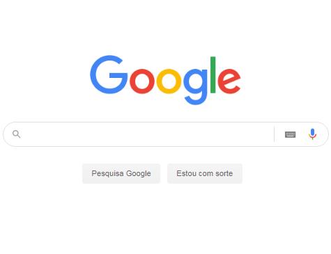 Mecanismo de buscas do Google