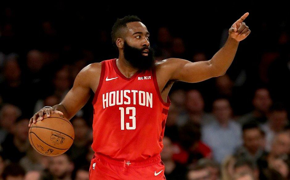 James Harden, astro do Houston Rockets