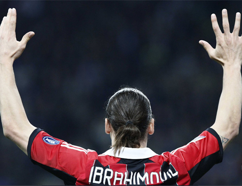 Após sete anos, Ibrahimovic retorna ao Milan