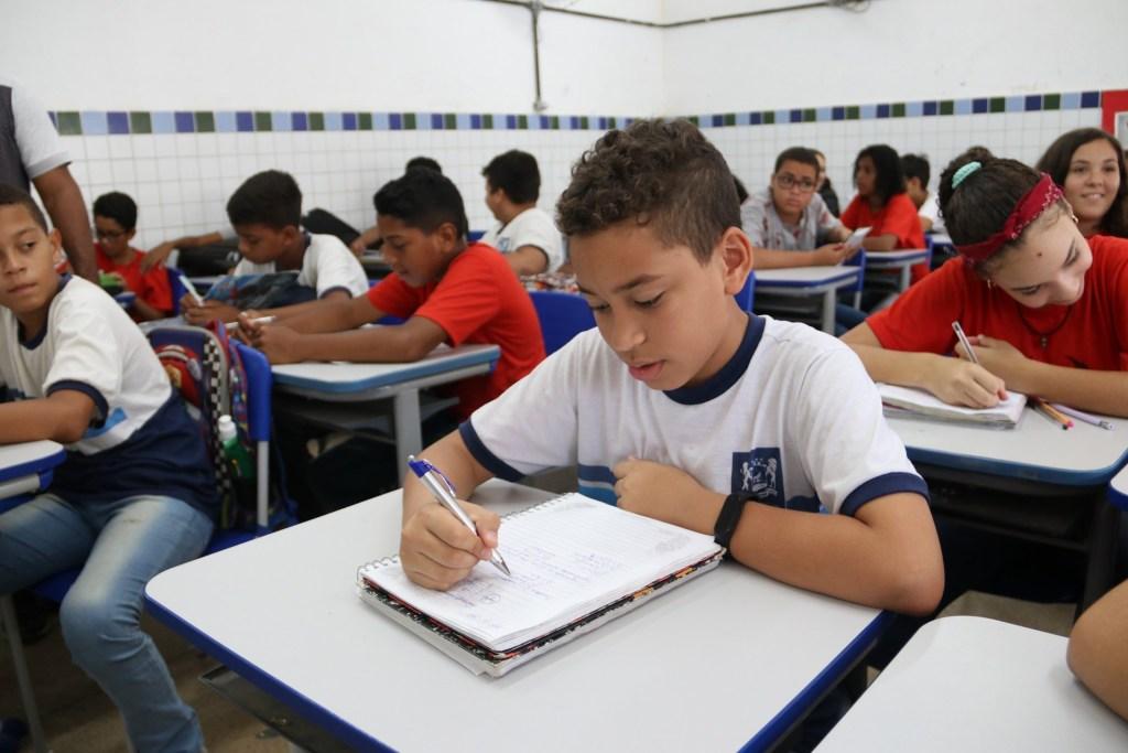 Escola da rede municipal de Jaboatão