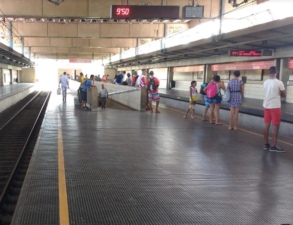 Estação Jaboatão do Metrô