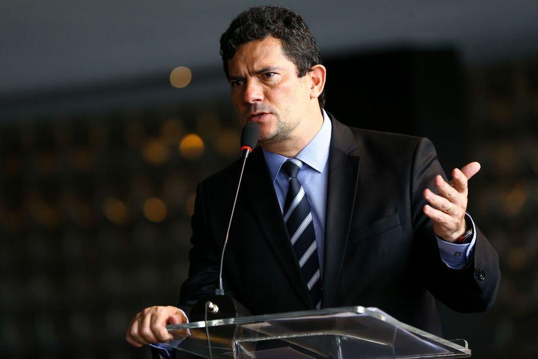 Ministro da Justiça e Segurança Pública, Sergio Moro