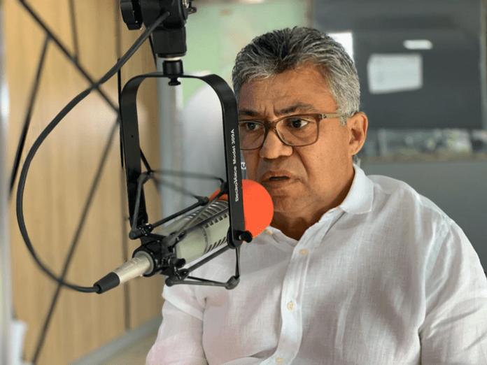 Secretário executivo de mobilidade de Petrolina, José Carlos Alves