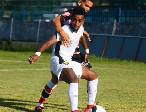 Ewerthon foi um dos destaques do elenco sub-20 do Sport nesta temporada