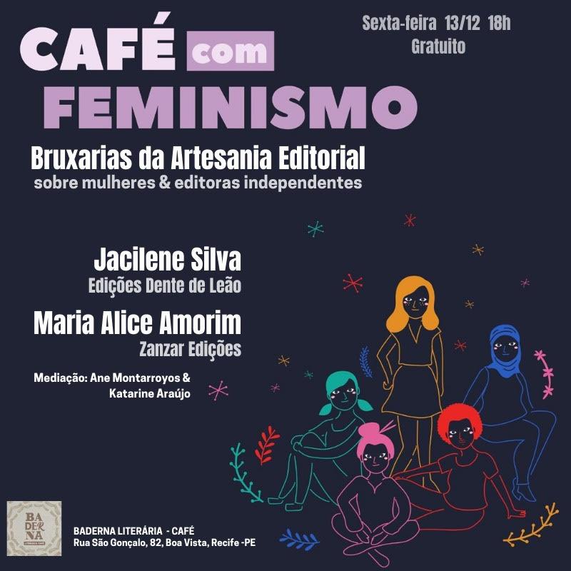 Café com feminismo