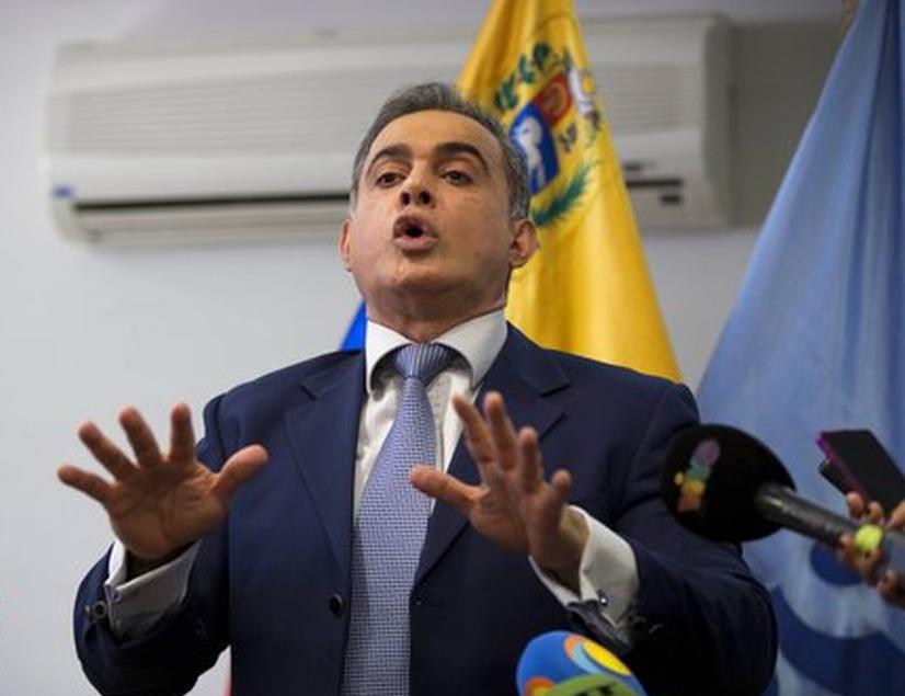 Tarek William Saab, procurador-geral da Venezuela