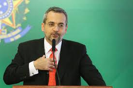 Abraham Weintraub, ministro da Educação