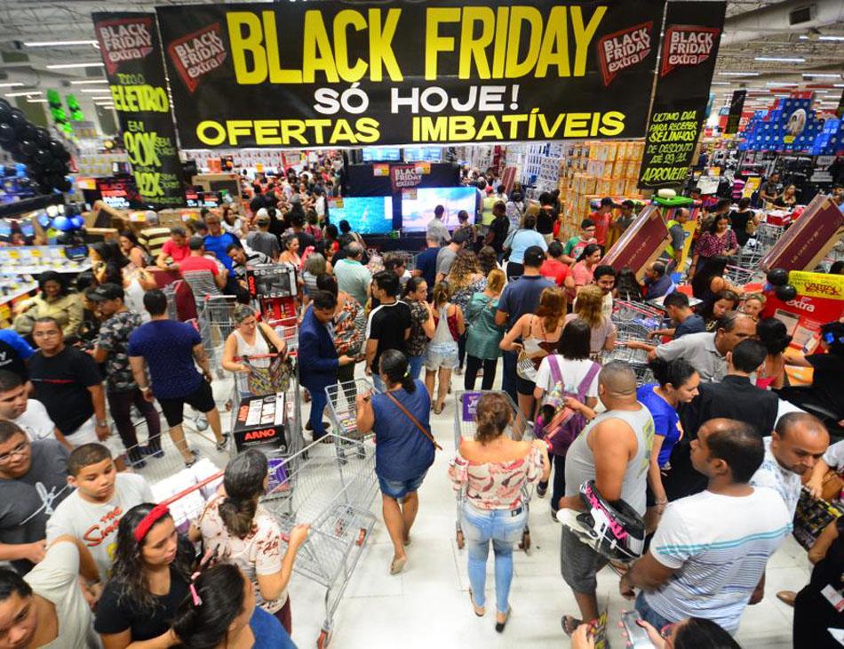 Black Friday no Extra, da Benfica, no Recife