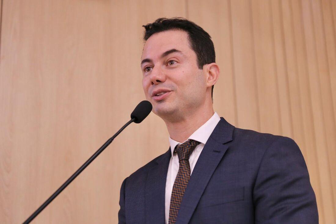 Deputado Clodoaldo Magalhães