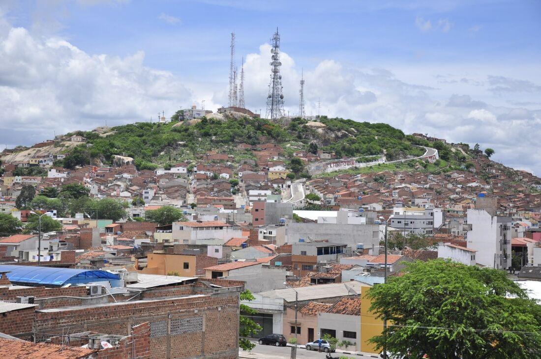 Caruaru, no Agreste de Pernambuco