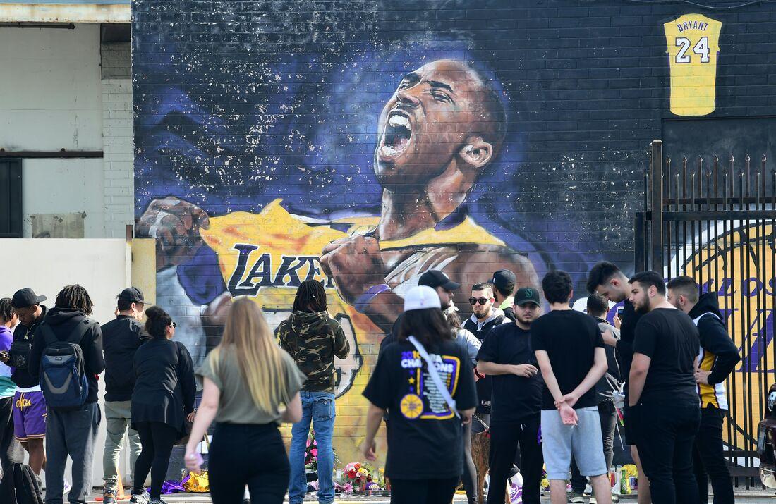 Homenagem a Kobe Bryant